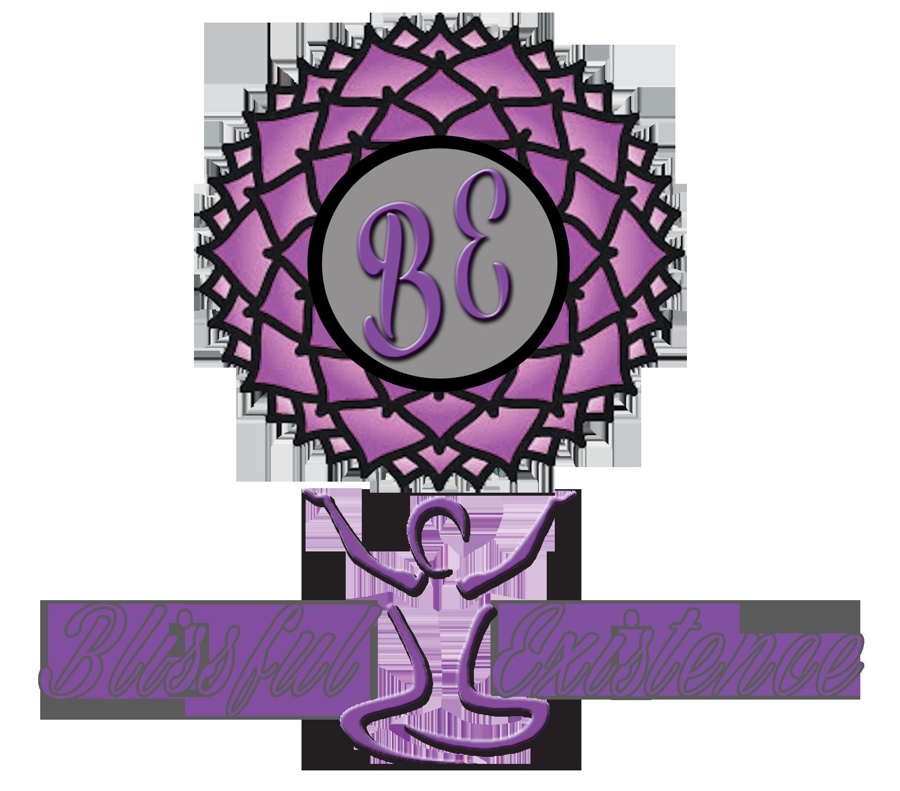 Logo for Blissful Existence! Website: www.blissfulexistence.us