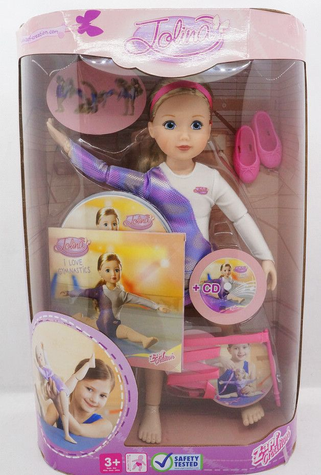 Jolina Doll Outfit Gymnast Google Search Ballerina