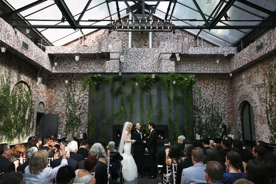 Greenhouse Event Venues The Foundry New York Wedding Venue