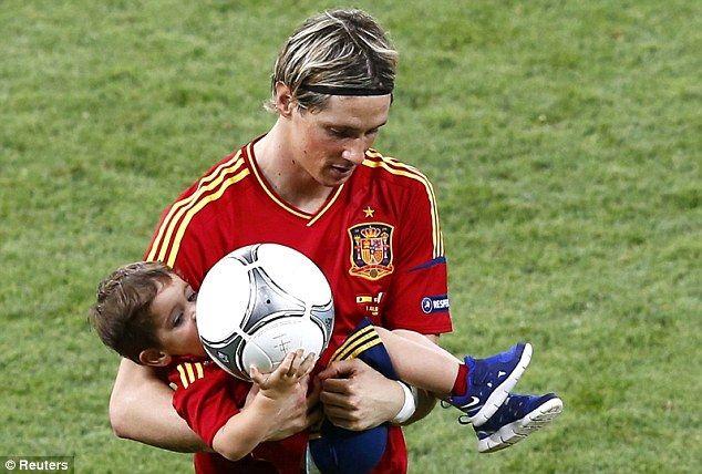 Fernando Torres Leo Torres is