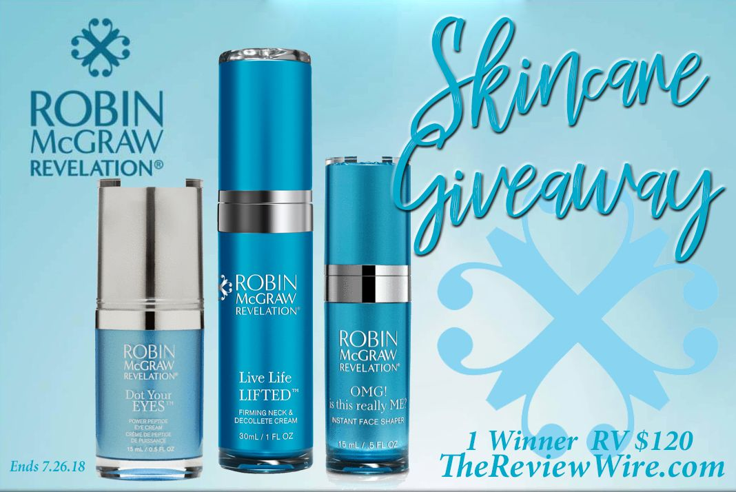 Robin Mcgraw Revelation Skincare Line The Review Wire Skin Care Eye Firming Revelation