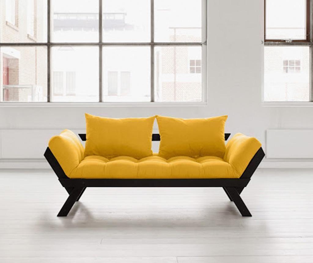 Sofa Extensibila Bebop Black Amarillo Sofa Furniture Karup