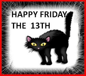 Beautufil Quotes Inspiration Friday The 13th Quotes Happy Friday The 13th Friday The 13th Funny