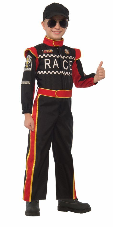 Child\'s Race Car Driver Costume - Candy Apple Costumes - Sports ...