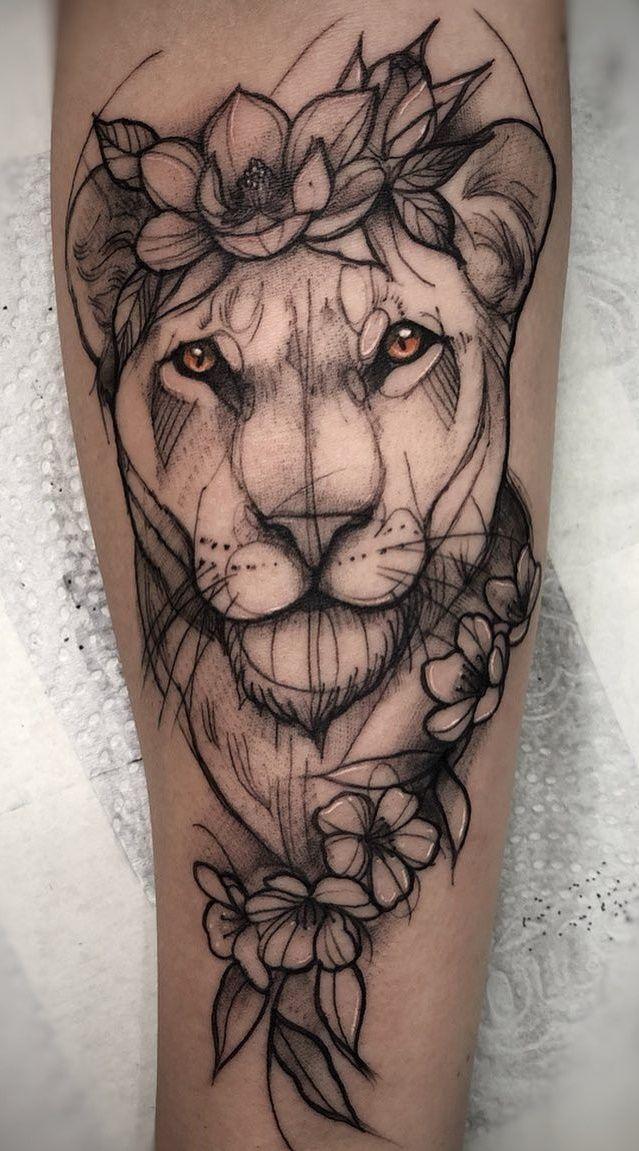 Photo of 120 amazing tiger tattoos! | TopTattoos