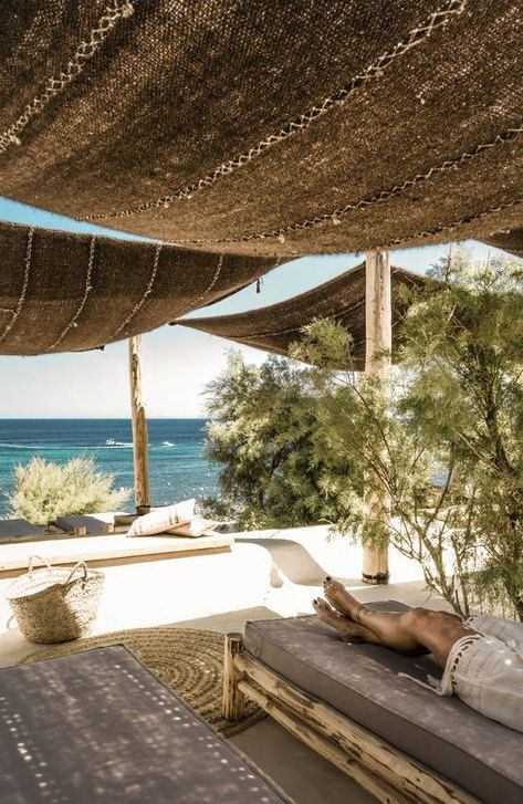 Bohemian luxury on the island of Mykonos