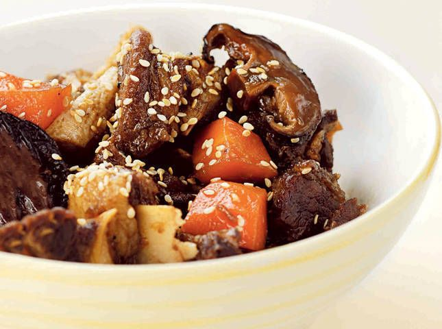Filipino Recipes By Yummy Magazine Online Yummy Ph Korean Beef Stew Slow Cooker Beef Stew Recipes