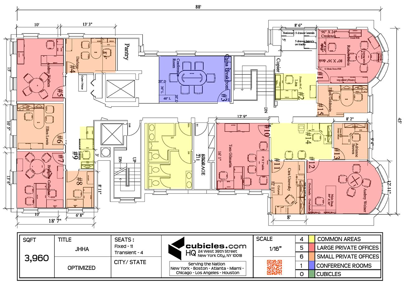 Simple office plan layout the image kid for Office furniture layout planner