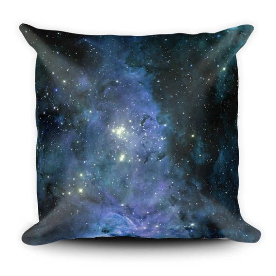 Galaxy Pillows Space Pillows Astronomy Pillow Meditation