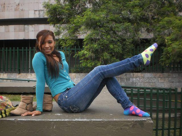 In socks girls Girls' Socks