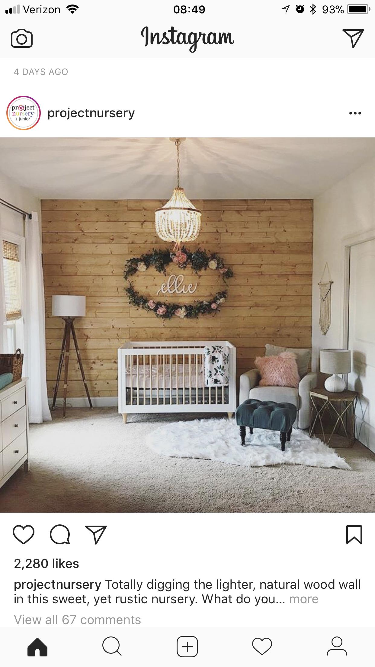 accent wall + chandelier + neautrals but pops of colour = gorgeous ...