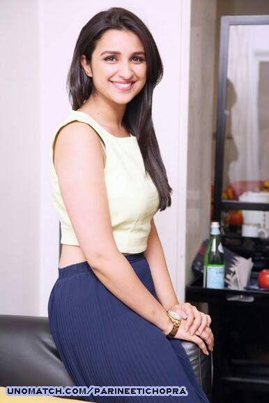 Parineeti Chopraa Bollywood Actress    http://www.unomatch.com/parineetichopra