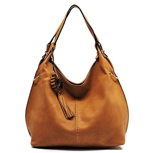 Tassel Shoulder Hobo Handbag (Tan) BR Handbags https://www.amazon.com/dp/B06XWNM8QX/ref=cm_sw_r_pi_dp_x_zo97ybGPNKT0V