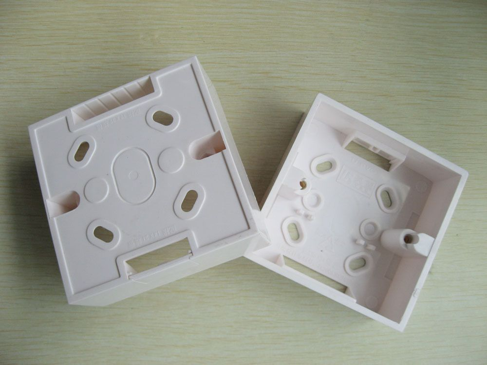 UK Wall Switch Box For Touch Switch To Install Outside The Wall ...