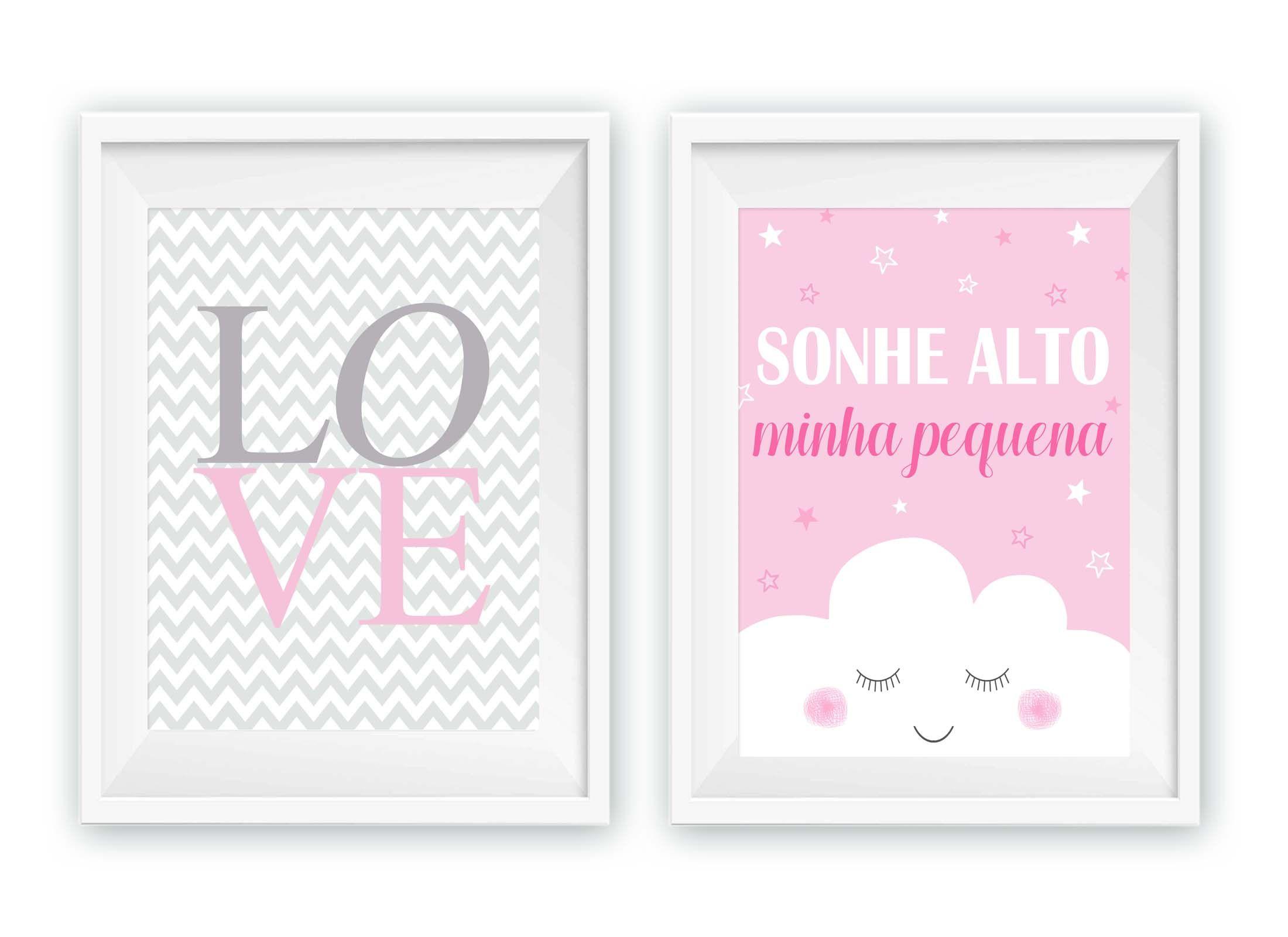 Poster Digital Sonhe Alto Minha Pequena Quarto Menino Nuvem Jpg  ~ Posters Para Imprimir Quarto E Guarda Roupa Para Quarto