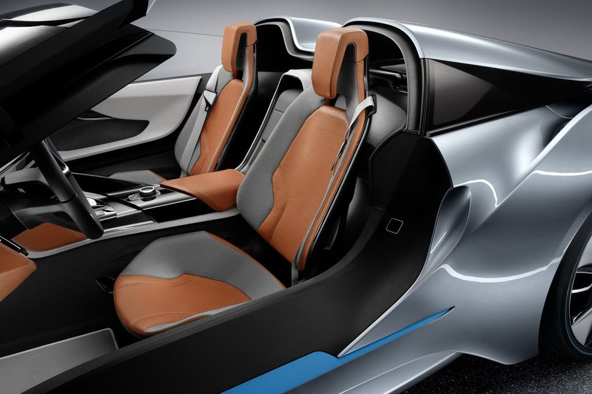 It s official bmw i8 roadster will hit the streets in 2018