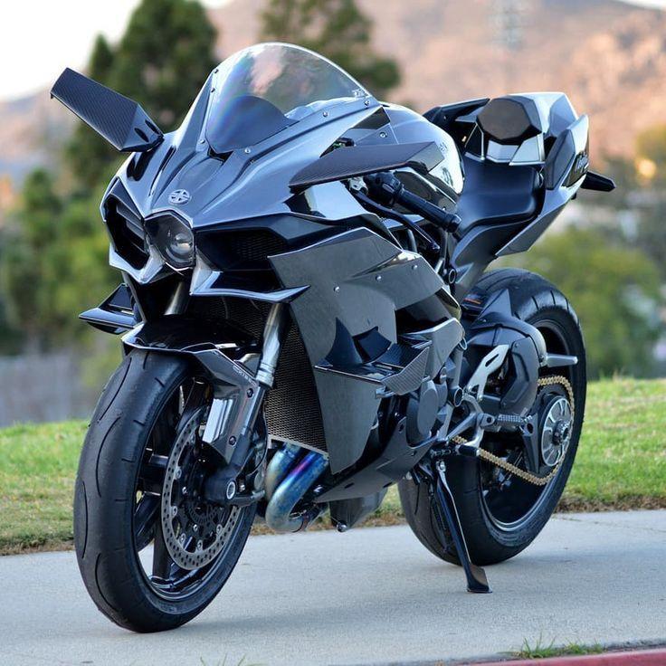 Kawasaki H2 Via Ninjah2 Org Spor Motosikletler Motorsiklet Motosikletler