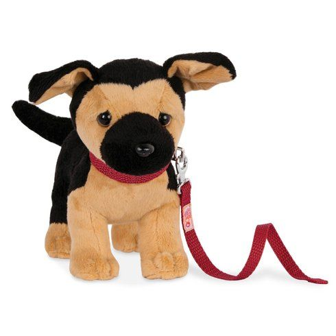 Our Generation 15cm Poseable German Shepherd Pup Smyths Toys