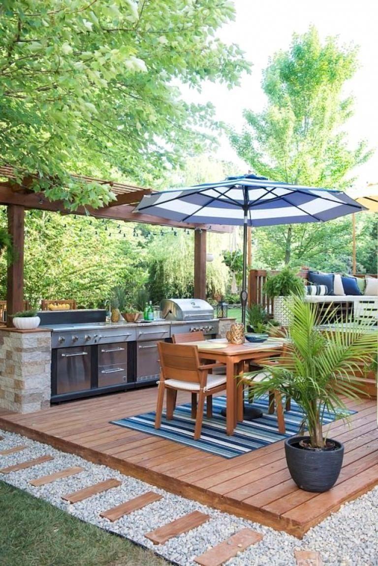 outdoor kitchen design ideas on backyard outdoorkitchendesignsideas rh pinterest com