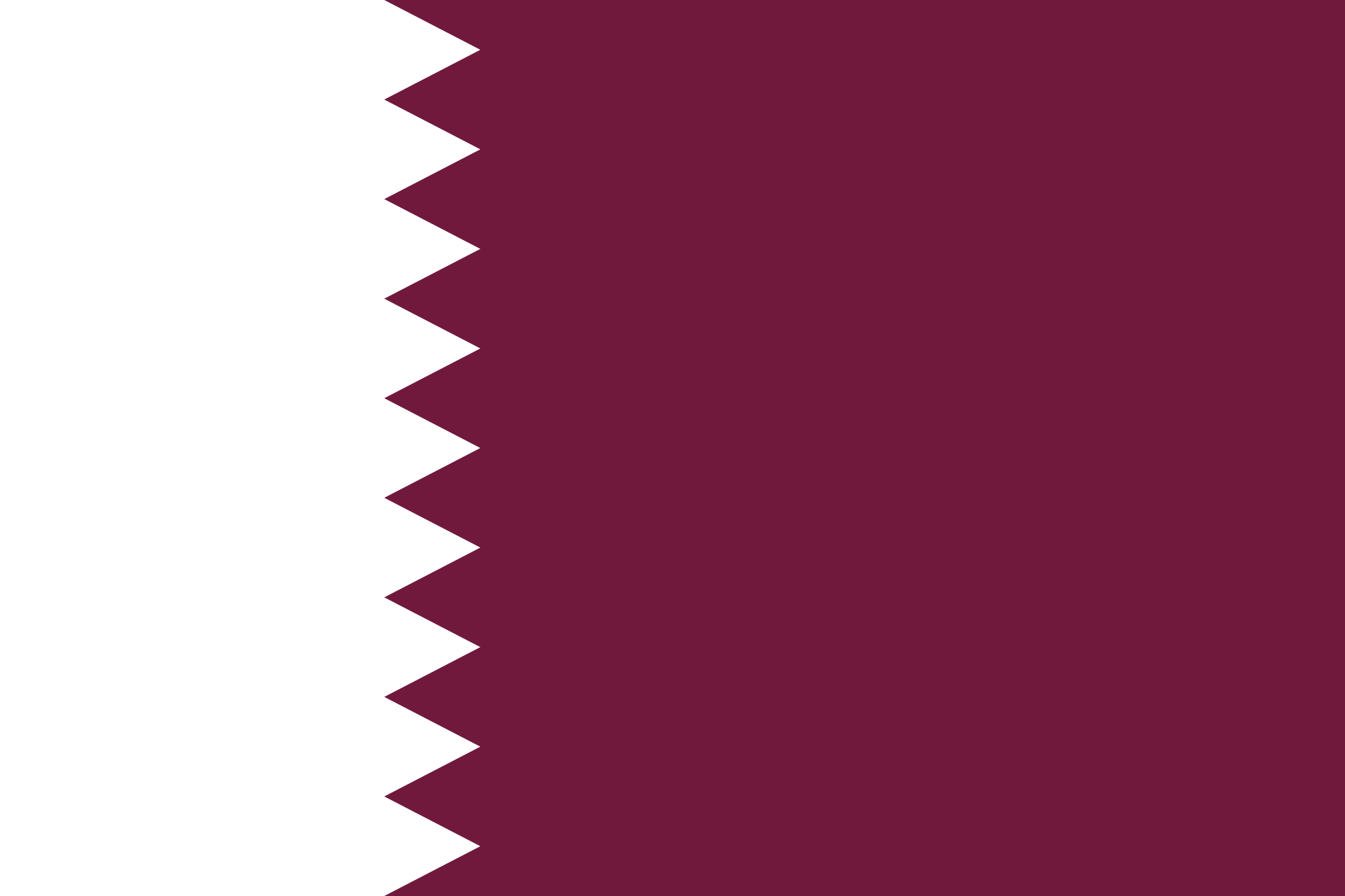 Pin De Coingebra En International Flags Pro Banderas Del Mundo Qatar Bandera