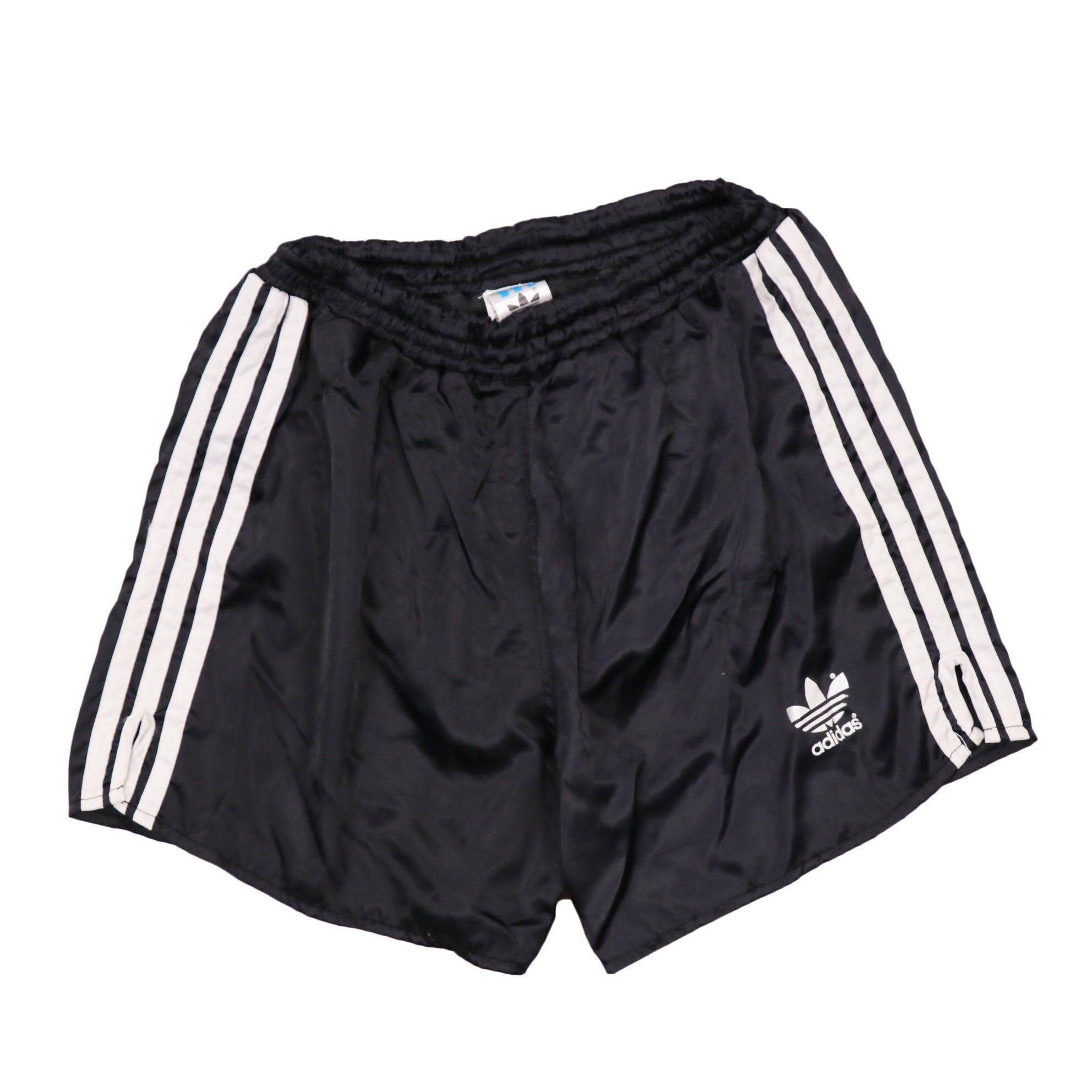 calcetines pálido Generacion  Vintage 80s 90s adidas running shorts original classic logo in 2020 | Adidas  retro, Running shorts, Adidas running
