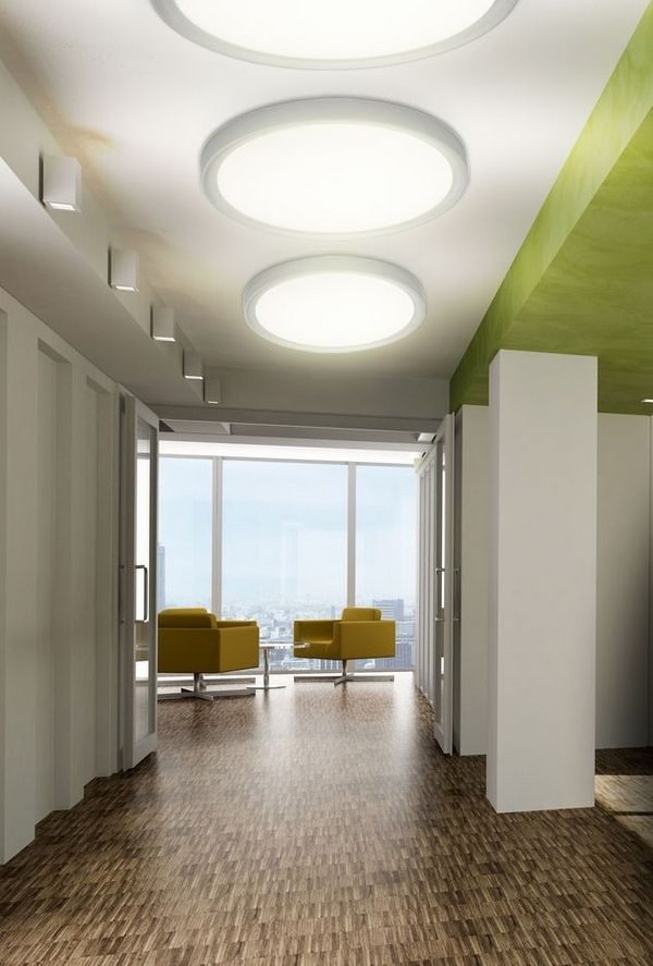 modern home lighting ceiling light LED panel light living dining - led panel küche