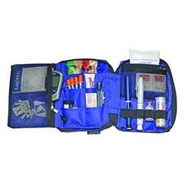 Medicool Dia-Pak Deluxe - Blue | TotalDiabetesSupply.com | Total Diabetes Supply