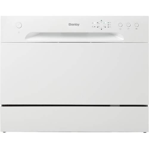 "Danby 22"" Front Control Countertop Dishwasher With"