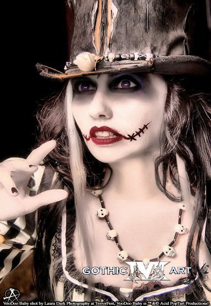 could this be a female mad hatter?? | HALLOWEEN | Pinterest ...