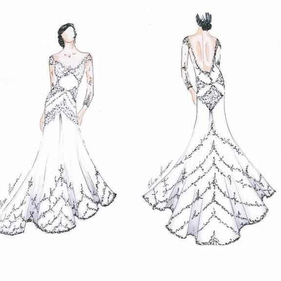Desenhos De Sapatos De Estilistas Famosos Pesquisa Google Estilos De Ilustracao Desenhos De Vestido De Noiva Vestido Barbie