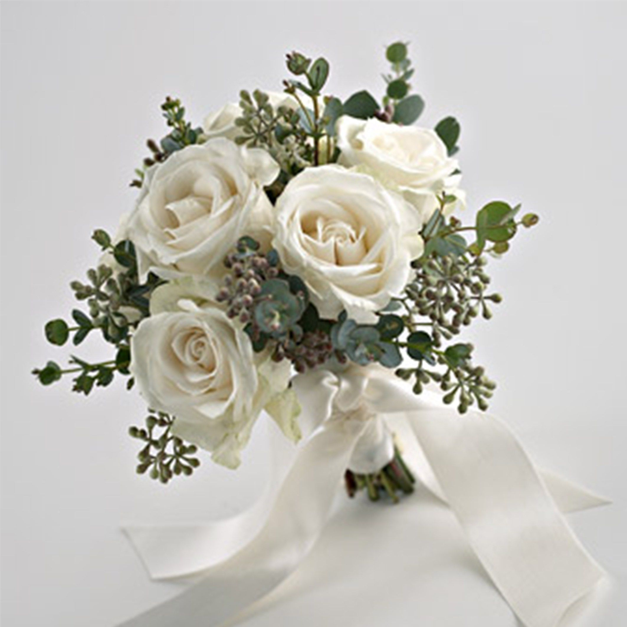 6 Pilihan Bentuk Wedding Bouquet Photo Courtesy Of Bloomersfg