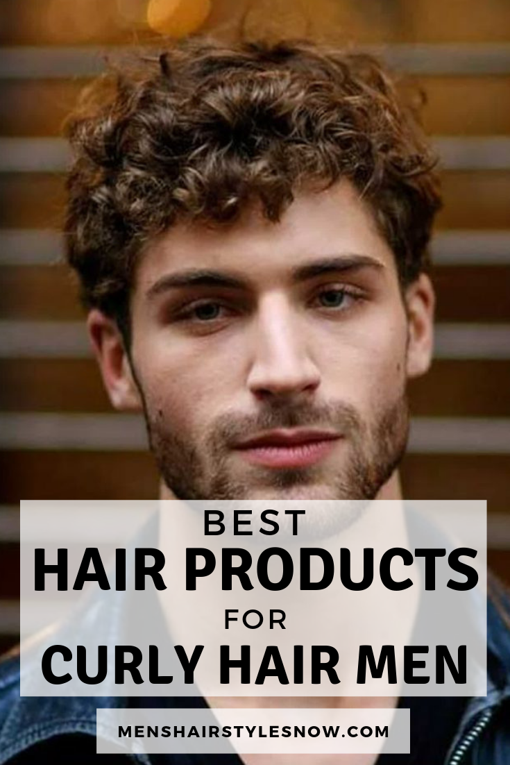 Best Products For Curly Hair Men in 2020 Curly hair men