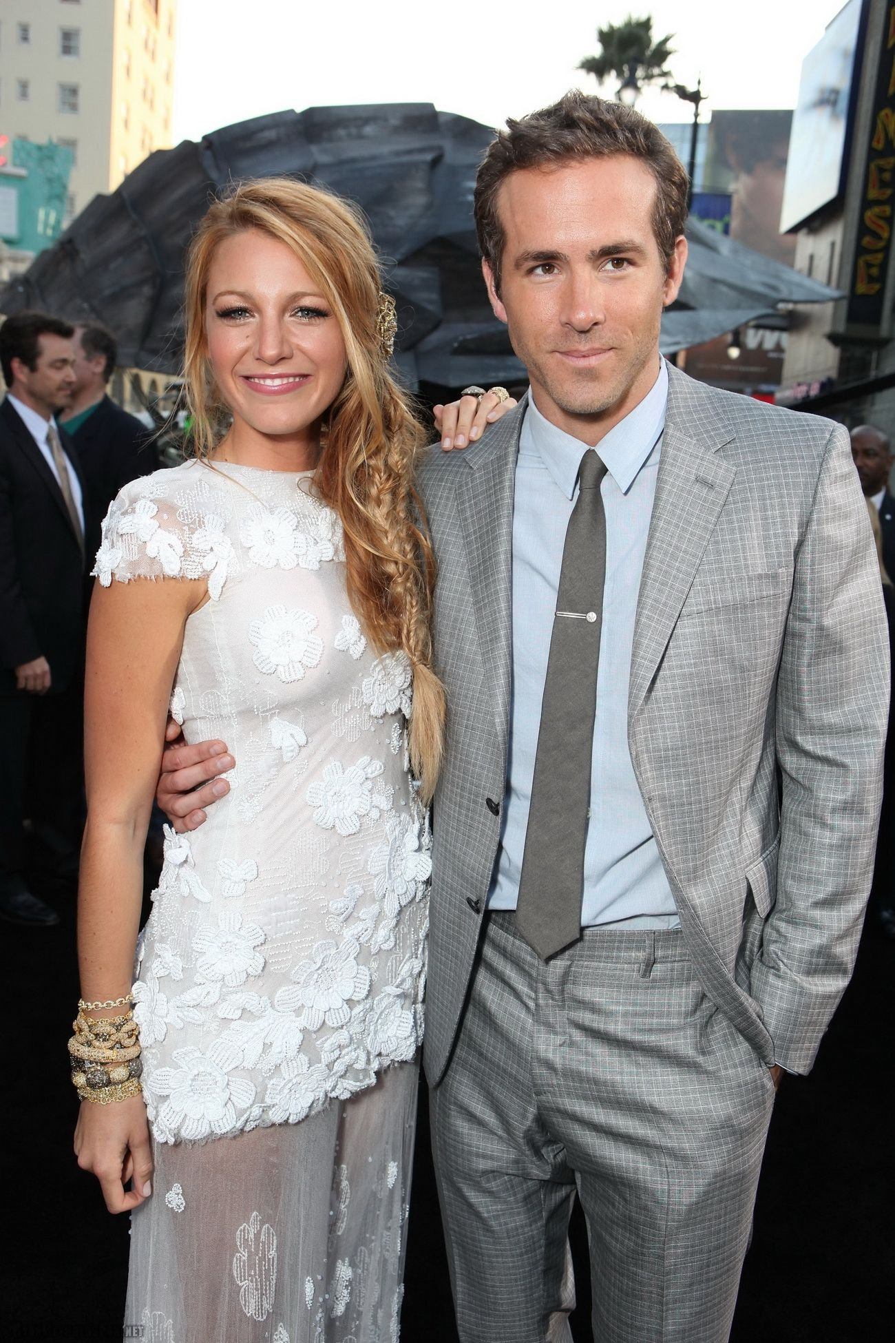 Blake & Ryan Blake lively wedding, Celebrity weddings