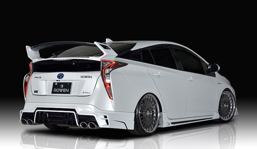 Image Result For Prius Zvw30 Rr 後期model By Tommykaira Japan