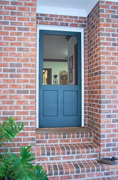 Wood Screen Door Pioneer Home Depot Sells This Brand Wood