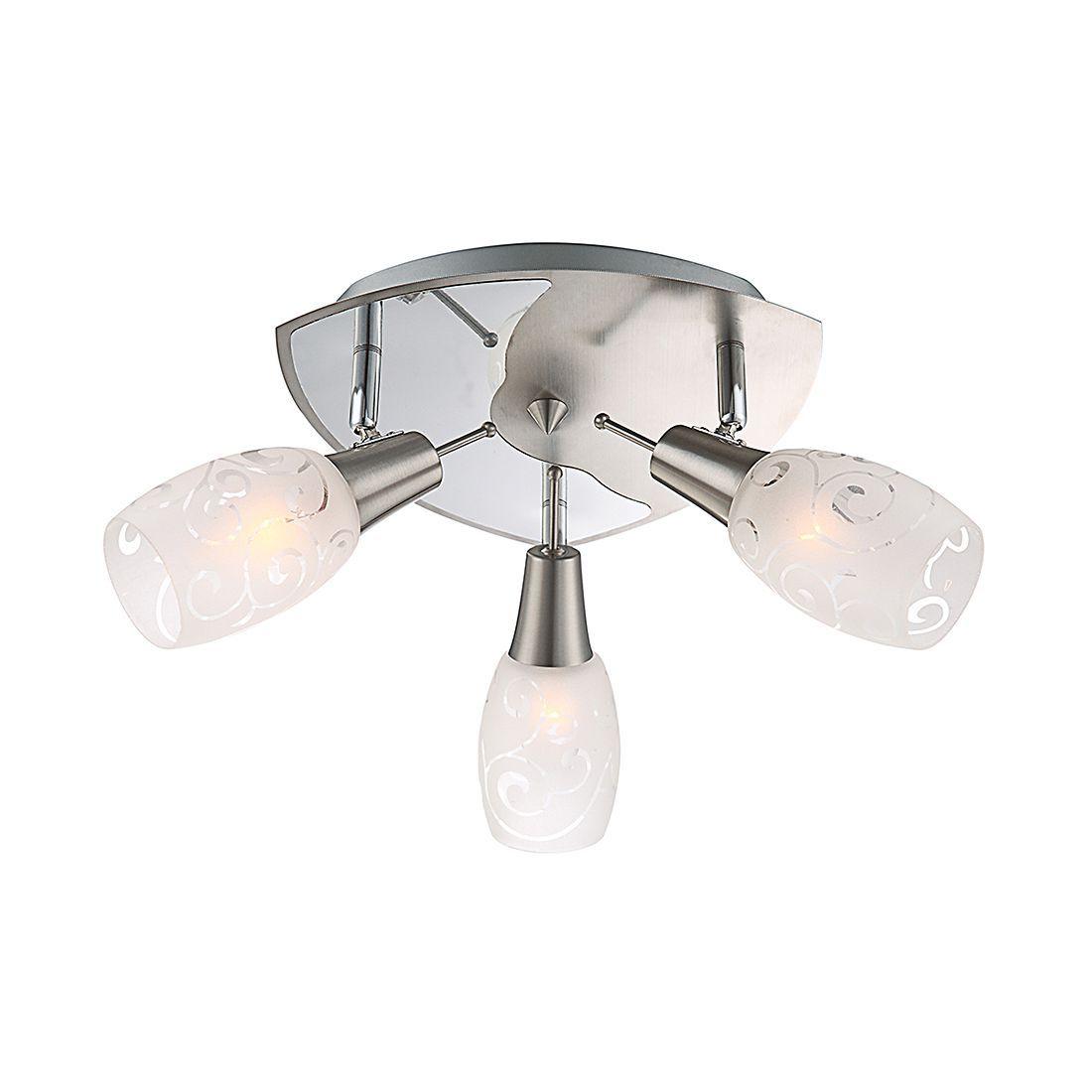 Eek A Deckenleuchte Florita Metall Silber 3 Flammig Globo Lighting Jetzt Bestellen Unter Https Deckenleuchten Deckenlampe Led Deckenleuchte Kuche