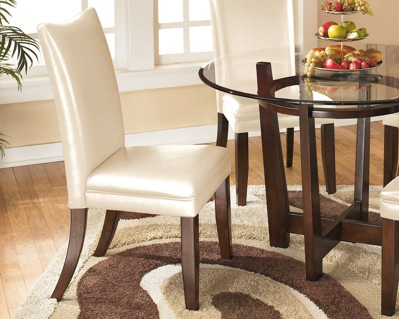 Charrell Dining Room Chair Set Of 2, Charrell Dining Room Chair