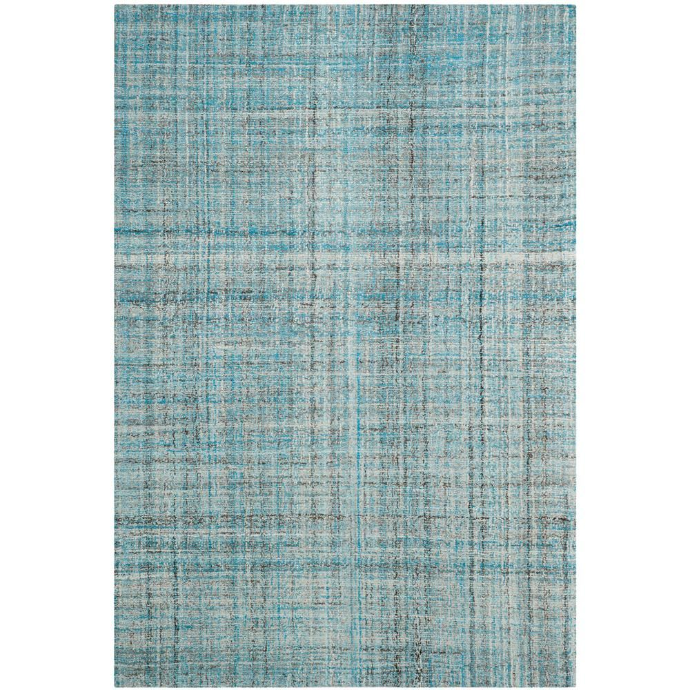 Multi 6 ft  x 9 ft  Area Rug is part of Living Room Rug Lights - Alluring imagery in soft, rich textures becomes area rug artistry in the Abstract Collection by Safavieh  A harmony of fashionsmart colors adds modern expression to the chic design and cushionsoft loop pile of this decorfriendly rug collection  Handtufted from durable, easycare synthetic yarns, Abstract area rugs are the home decorator's favorite choice to add longlasting beauty and a comforting feel underfoot to living room, family room or bedroom decor