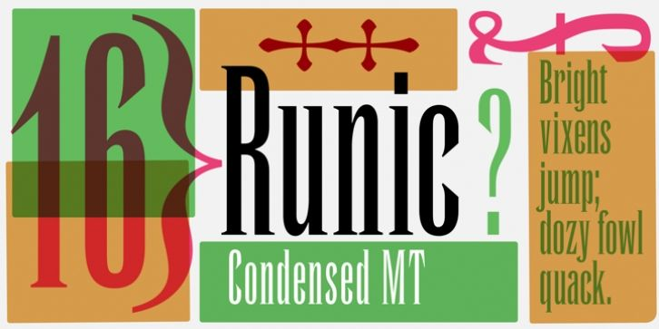 Runic font download