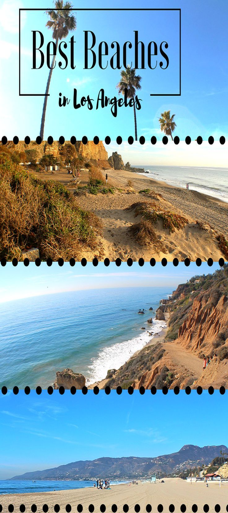 Best Beaches In Malibu 7 Beautiful Secluded Beaches You Should Visit California Travel Road Trips Los Angeles Beaches California Travel