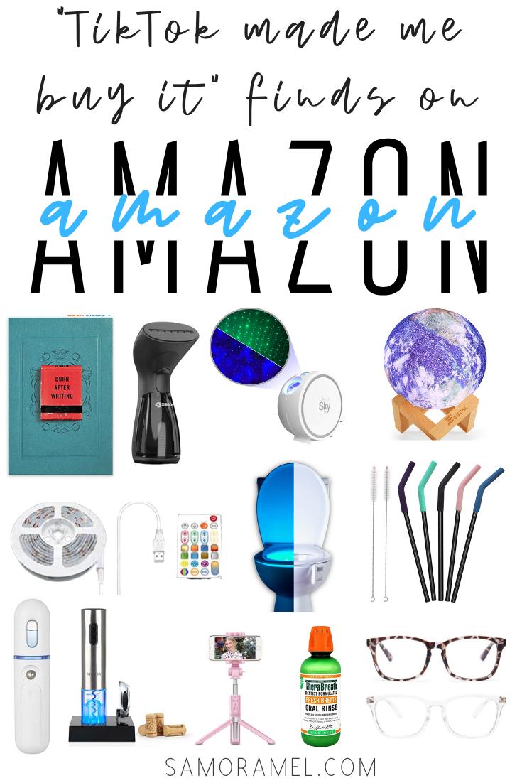 Tiktok Made Me Buy It Finds On Amazon Cool Things To Buy Stuff To Buy Useful Life Hacks
