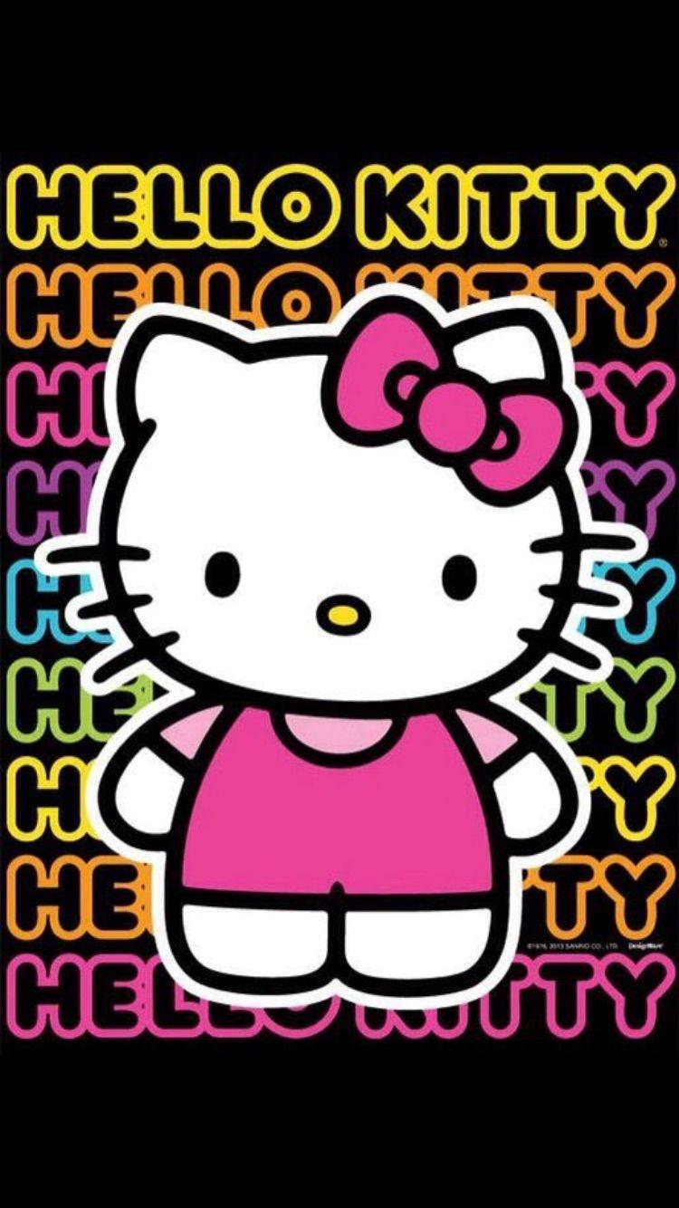 Pin By Glen On 7 รวม ร ปค ดต Hello Kitty Drawing Hello Kitty Wallpaper Hello Kitty