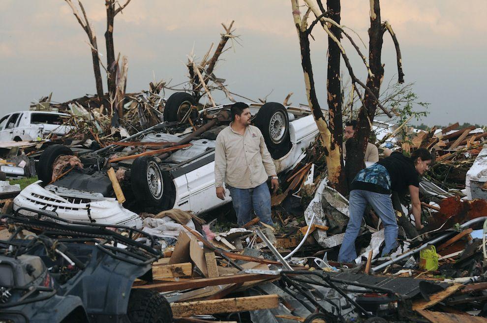 Joplin, Missouri Joplin tornado, Tornado damage, Joplin