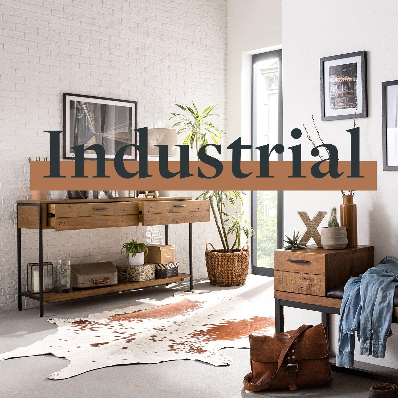 Pin von home24 auf Industrial Wohnstil Wohnen