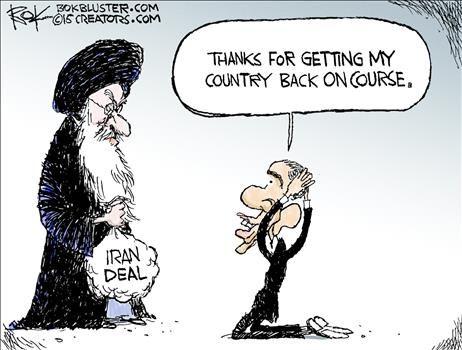 Get recent political cartoons and editorial cartoons from