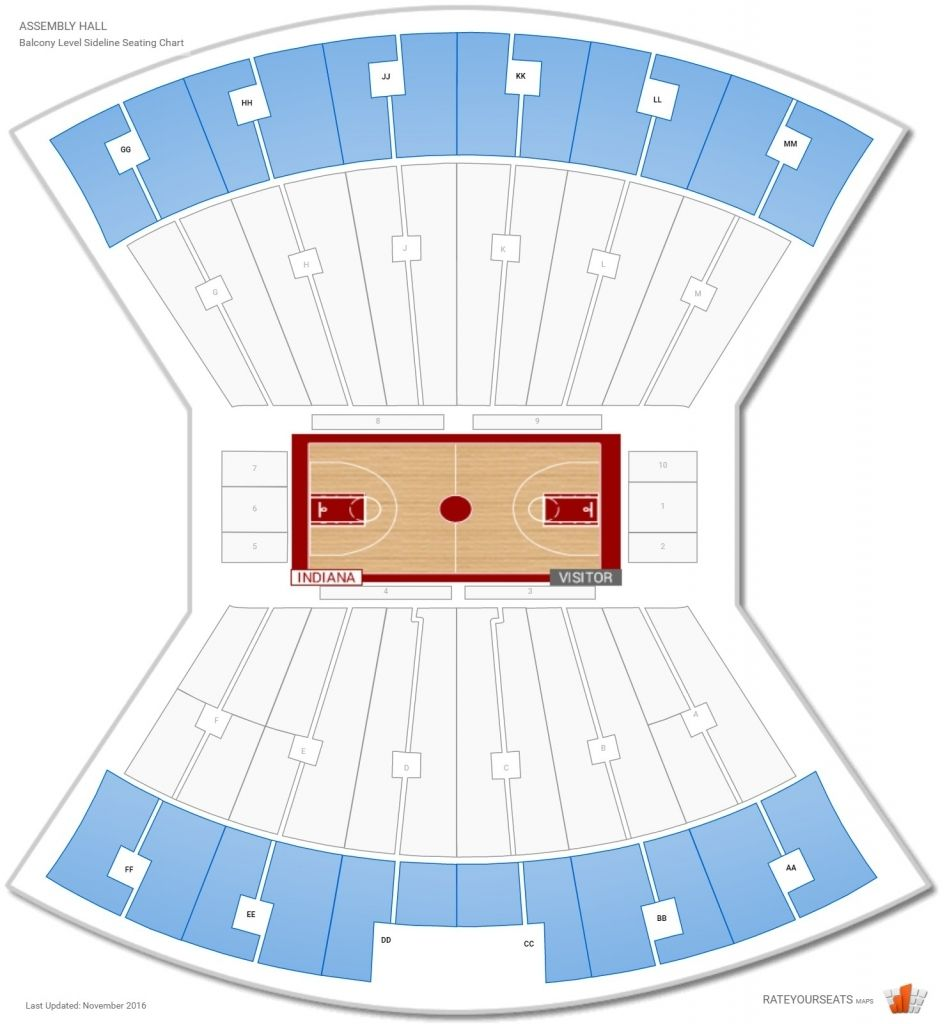 The Most Elegant In Addition To Attractive Simon Skjodt Assembly Hall Seating Chart
