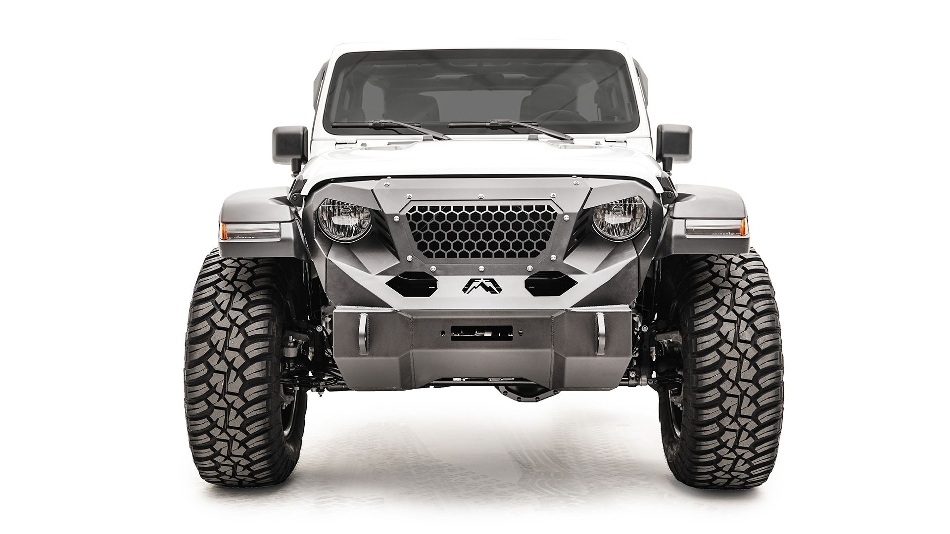 Overland Rack Fab Fours in 2020 Jeep bumpers, Jeep