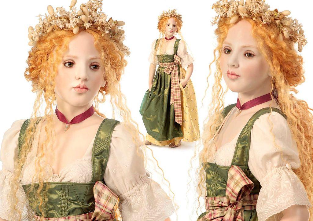 Hildegard Gunzel Dolls 2012