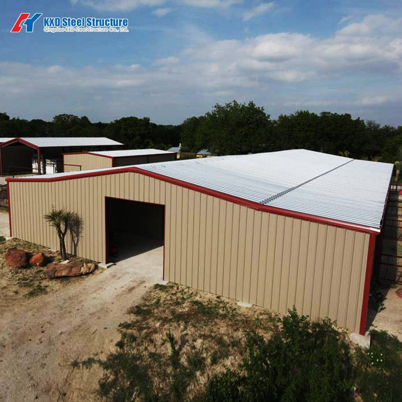 Steel Structure In Agriculture Horse Shed Horse Shed Steel Structure Shed