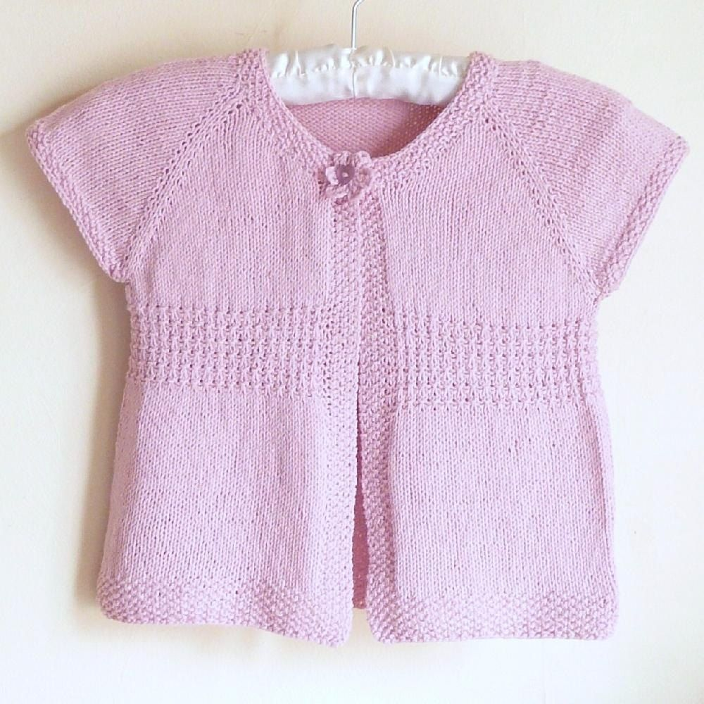 Emma - an everyday seamless cardigan | Patterns, Baby knitting and ...
